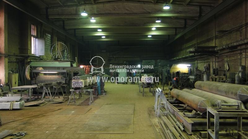 производственный цех компании ЛЗМ