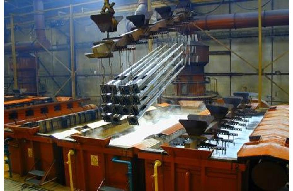 услуги по цинкованию металла