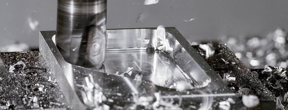 3д фрезеровка алюминия