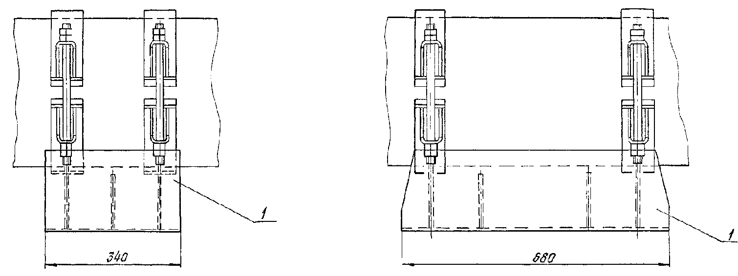Опора бугельная ТС-627.000