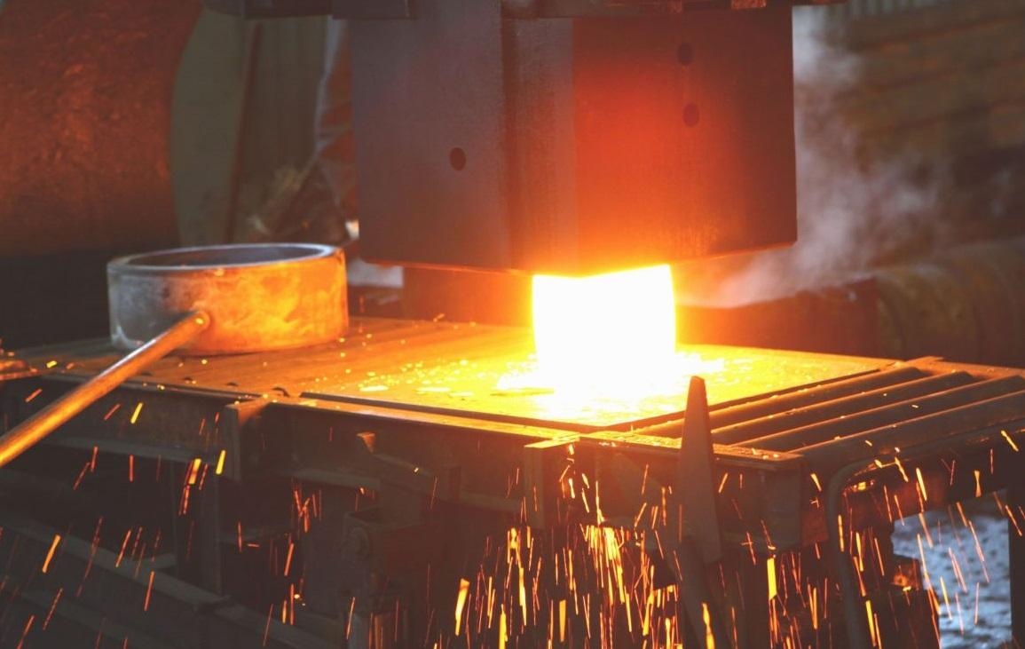 Горячее штампование металла