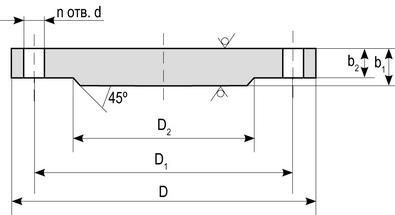 Плоские крышки люков ОСТ 26-2008-83 исп 1