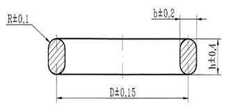 прокладки овального сечения ост 26.260.461-99