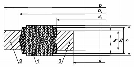 прокладки СНП тип Д