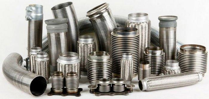 металлические сильфонные копенсаторы