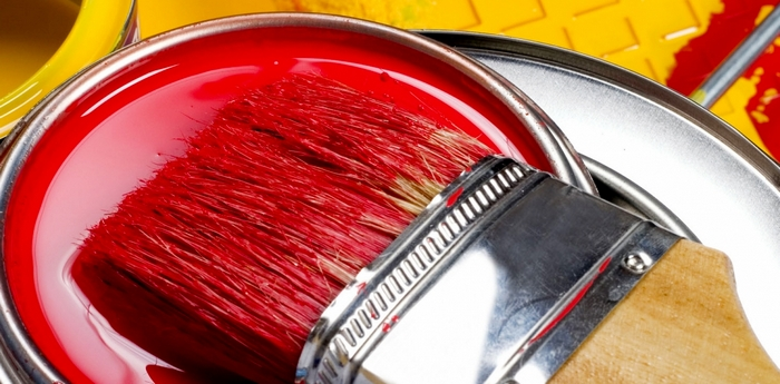 краска для окрашивания металла