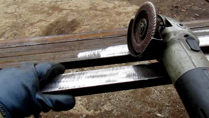 подготовка металла к покраске