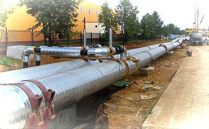 опора - важный элемент трубопровода